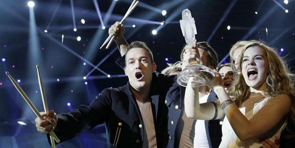 Denmark's winning act for Eurovision 2013