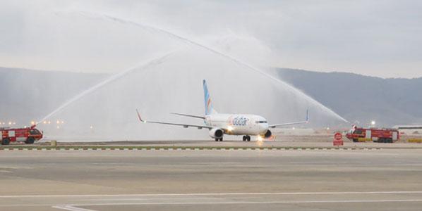 flydubai launches flights to Hambantota in Sri Lanka and Salalah in Oman