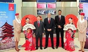 Emirates makes Tokyo Haneda its third Japanese route