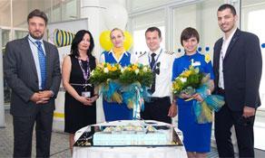Aalborg Airport turns 75; Athens, Menorca, Palma de Mallorca and Riga show their cakes; Volotea and Ryanair celebrate passenger landmarks
