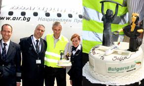 Bulgaria Air links Sofia with Budapest