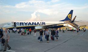 Ryanair launches first flights to Podgorica in Montenegro