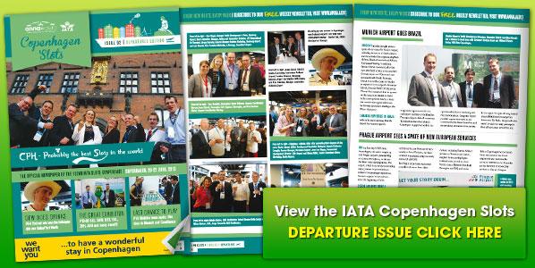 Copenhagen IATA Slots Departure Issue