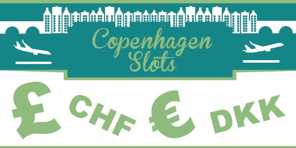 Copenhagen IATA Slots