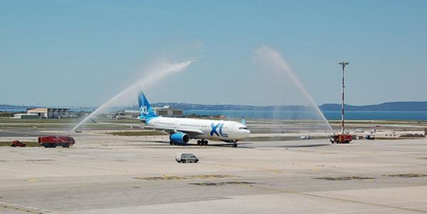 XL Airways inaugurates flights from Marseille to New York JFK