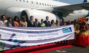 SilkAir launches flights to Semarang from Singapore