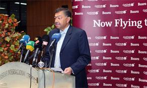 Emirates, Etihad Airways, Qatar Airways networks compared
