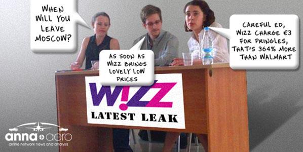 Wizz latest leak