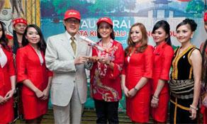 AirAsia launches its third route to China from Kota Kinabalu