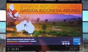 Garuda Indonesia launches its fourth Australian destination from Denpasar