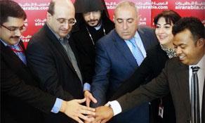 Air Arabia starts twice-weekly Sharjah to Yerevan service