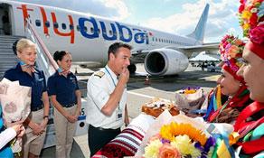 flydubai adds Krasnodar, Odessa and Volgograd to network