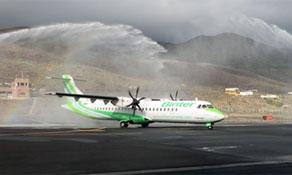 BinterCanarias starts-up intra-Canaries Tenerife Sur to El Hierro service