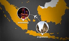 Tigerair Mandala starts new Indonesian domestic route