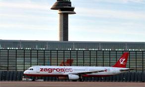 Zagrosjet commences flights from Erbil in Iraq