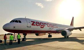 Zagrosjet begins operations from Erbil Airport in Iraq