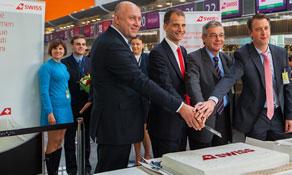 SWISS resumes flights from Zurich to Kiev Boryspil