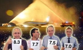 """Volgograd Airport's flydubai """"Spielberg"""" tribute wins anna.aero """"Arch of Triumph"""""""