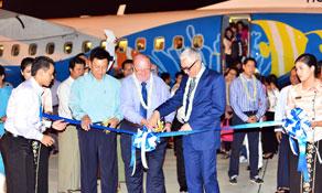 Bangkok Airways adds flights to Nay Pyi Taw in Myanmar
