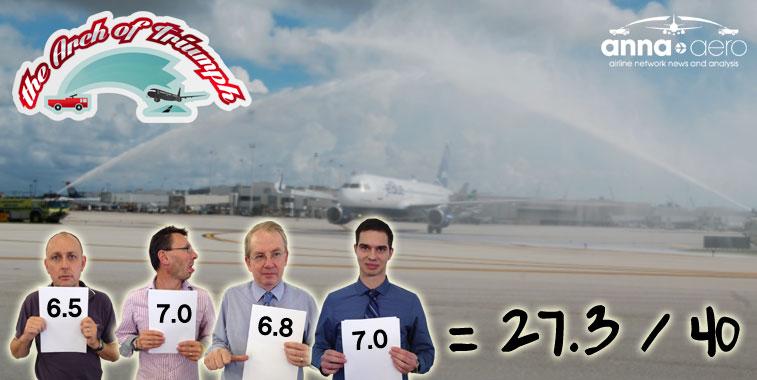 JetBlue Fort Lauderdale to Lima 21 November