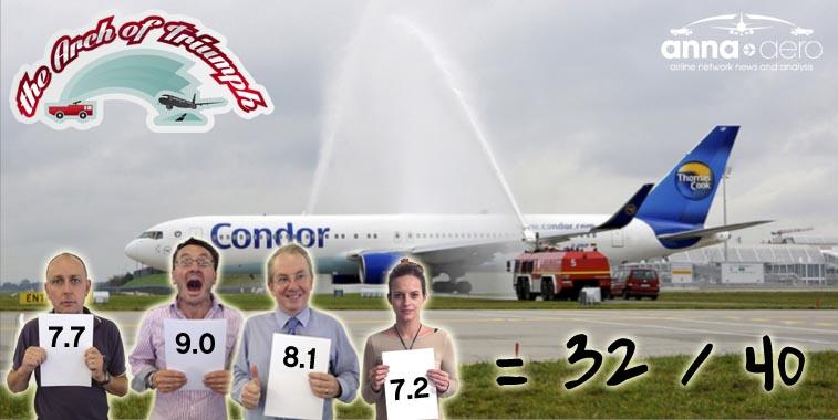 Condor Munich to Varadero 5 November