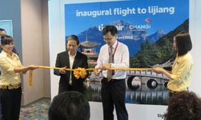 Tigerair Singapore adds Lijiang and Chiang Mai routes
