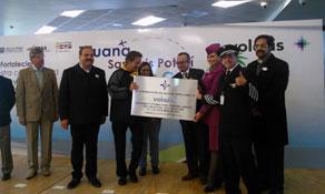 Volaris makes San Luis Potosi its newest destination