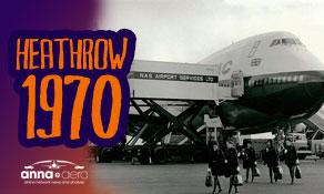 London Heathrow Airport - still #1 for Boeing 'jumbo' jet ops