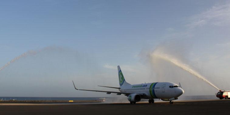 transavia.com Eindhoven to Lanzarote 5 November