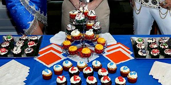 Cake of the Week Vote: Cake 5 - Allegiant Air's Austin to Las Vegas