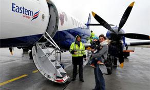 Eastern Airways picks-up Lyon link from Lorient
