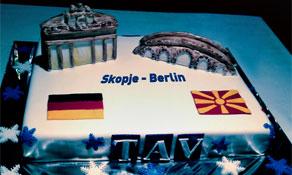 Germania commences Skopje service from Berlin Schönefeld