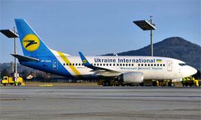 Ukraine International Airlines adds Salzburg and Sofia from Kiev