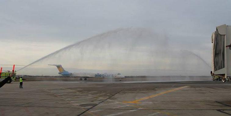 Allegiant Air Punta Gorda to Islip 20 December