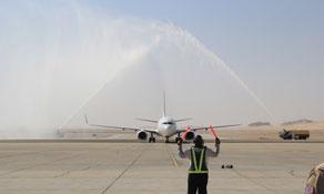 flydubai begins twice-weekly flights to Hofuf in Saudi Arabia