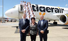 Tigerair Australia opens up Brisbane base