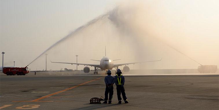 Nagoya Chubu Airport - AirAsia X