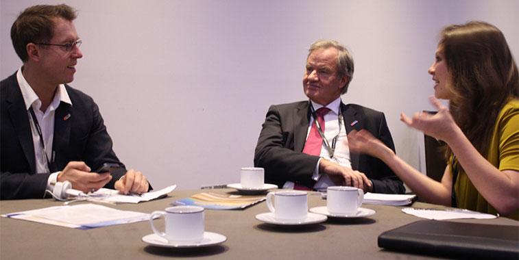 Bjørn Kos, CEO, Norwegian