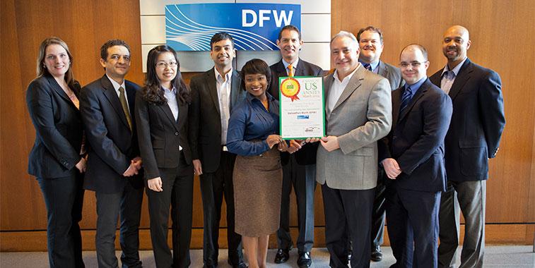 Dallas/Fort Worth (DFW) - US Annies award