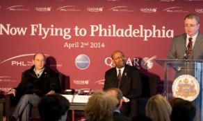 Qatar Airways makes Philadelphia fifth US destination