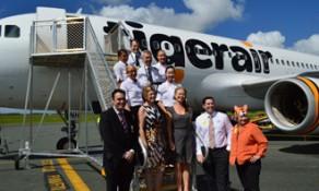 Tigerair Australia arrives in Proserpine