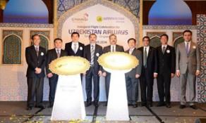 Uzbekistan Airways launches three new international routes
