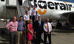 Tigerair Australia continues the build-up of Brisbane base