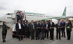 Iraqi Airways resumes Vienna service following a 24-year hiatus