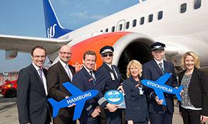SAS launches two new European routes