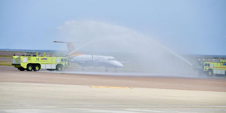 interCaribbean Airways Montego Bay to Kingston 16 April