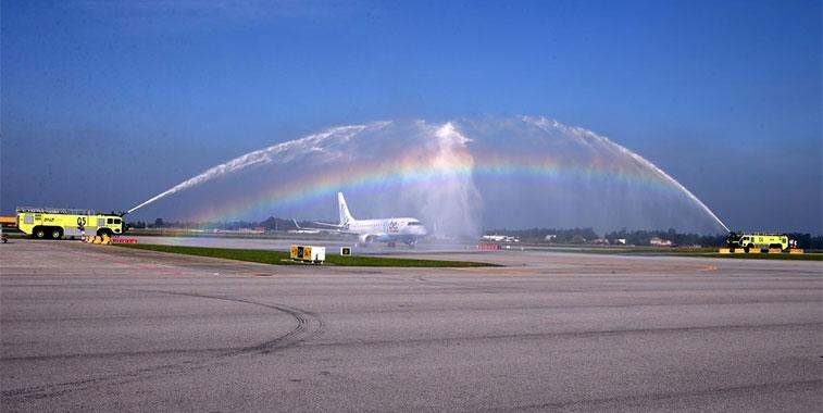 flybe Birmingham to Porto 12 April