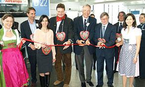 Air Europa links two European mega-hubs