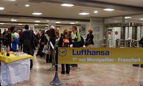 Lufthansa starts its seventh French destination from Frankfurt hub