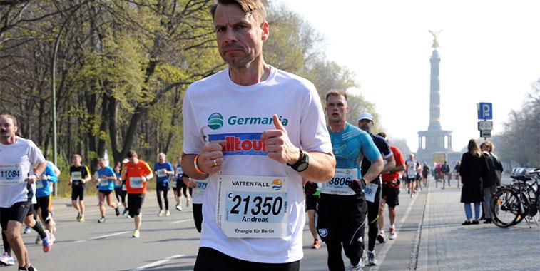 Andreas Wobig - CEO of Germania